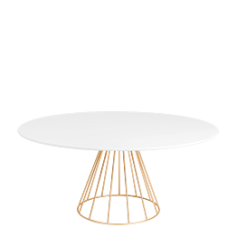 Table Filor Ø 160 cm H 73 cm