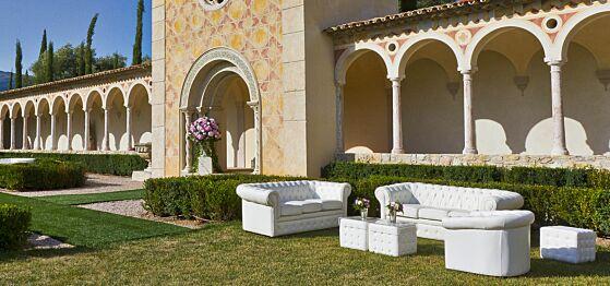 Lounge au château