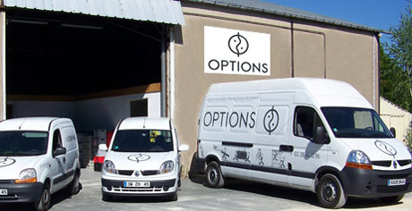 Options Bourges