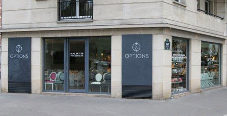 Boutique Options Paris