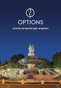 Options Aix en Provence