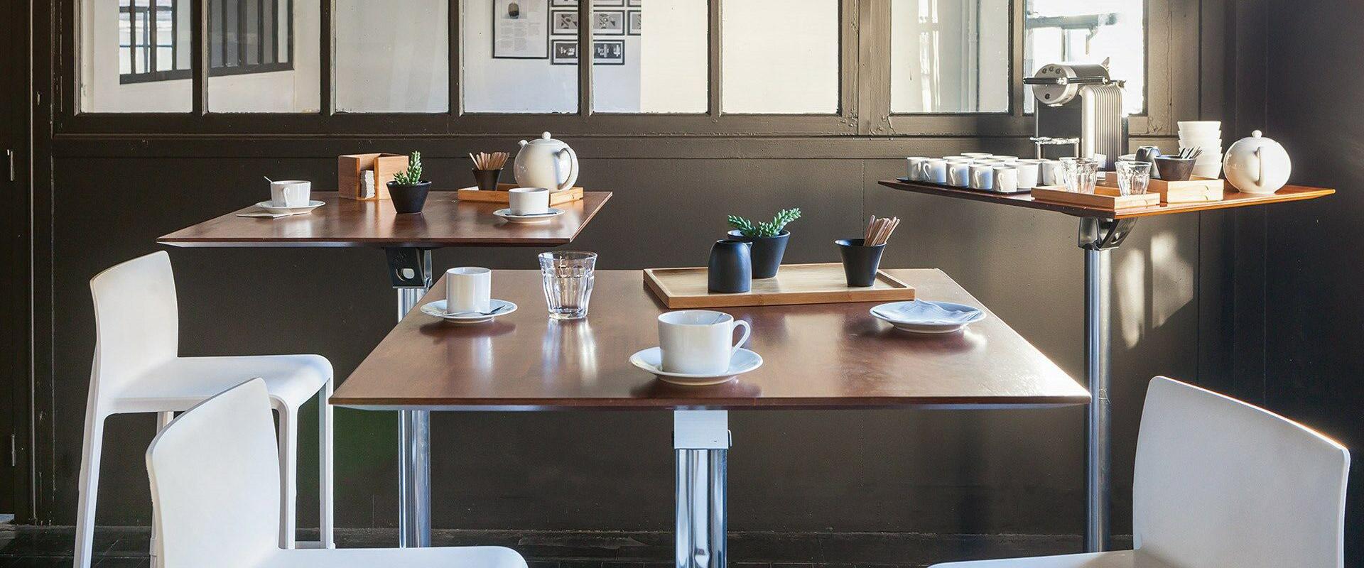 Table Centrale De Cuisine location de matériel pour réceptions et événements
