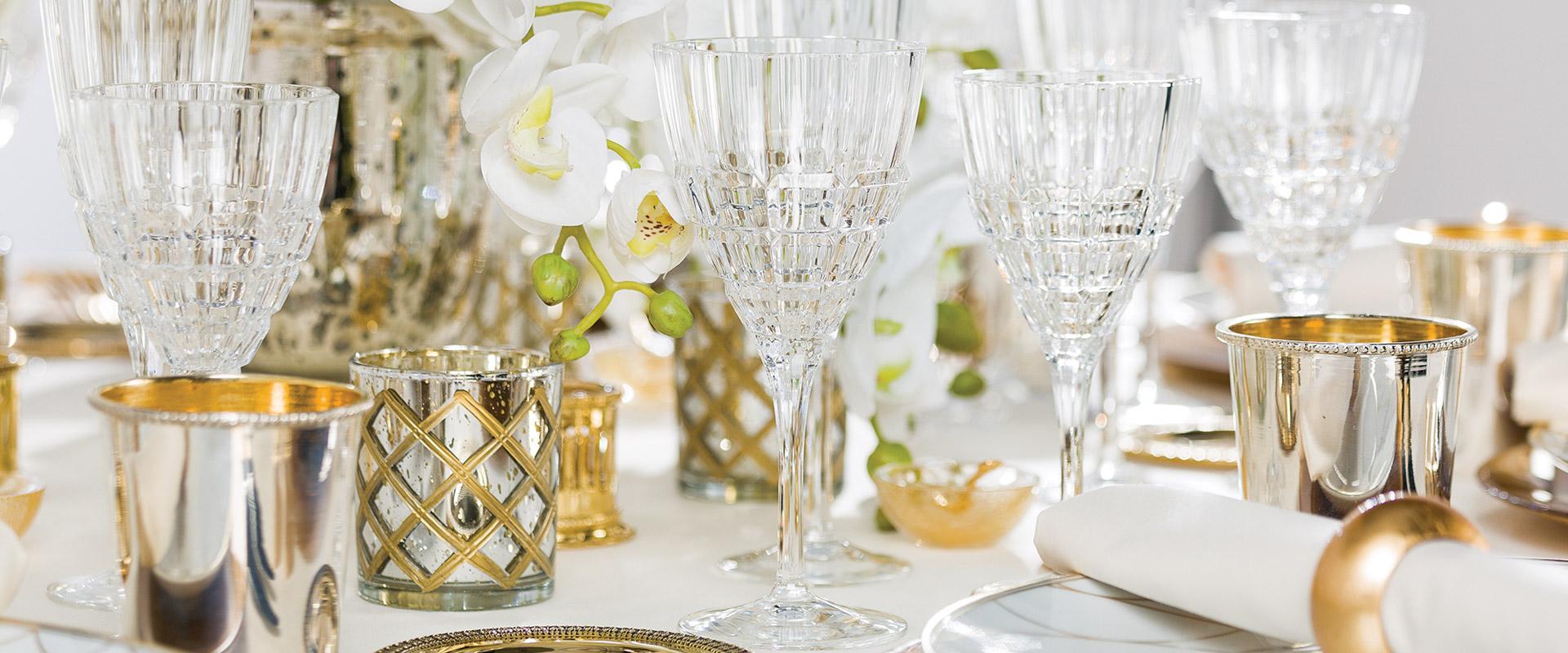 Table Evanescence doree