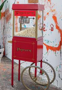 machine a popcorn