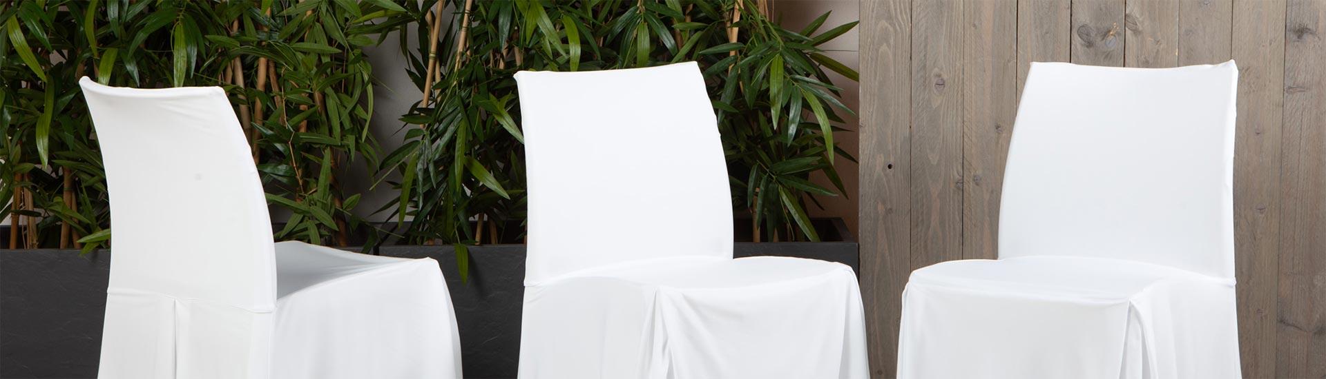 Location de housses de chaises pour vos v nements options - Location de housse de chaise ...