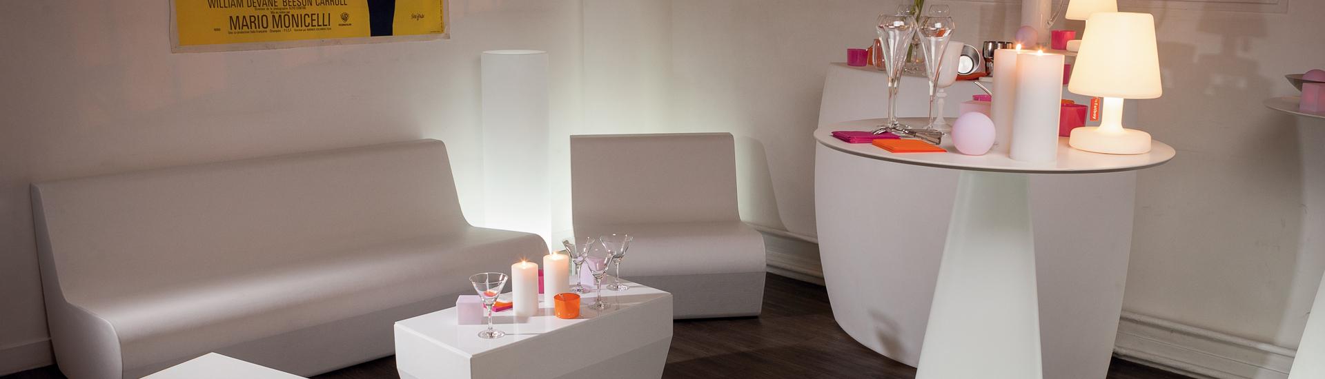 Location mobilier design